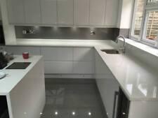 White Marble worktop Granite & Quartz kitchen worktops-supply And fitting New