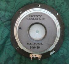 Sony Speaker 1-858-322-12
