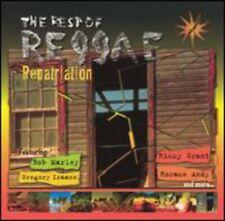 Best of Reggae : Repatriation Reggae 1 Disc Cd