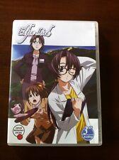 ELFEN LIED TERCER ARCHIVO - DVD - CAPS 10 A 13  - 100 MIN - JAPAN WEEKEND ANIME