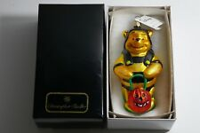 Christopher Radko Walt Disney Winnie the Pooh 1997 Bumble Bee Halloween Ornament