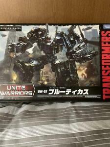 Transformers Unite Warriors UW07 BRUTICUS Action Figure Japan Takara Tomy