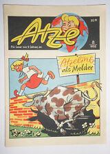 Atze 8/1958 Originale DDR Fumetti! (H8