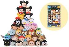 Tokyo Disney Tsum Tsum Plush Toy 30 Disney Character 3rd Anniversary Ltd Box Set
