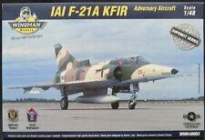 Wingman Models 1/48 Israeli Air Force F-21A Kfir Adversary U.S. Navy & U.S.M.C.