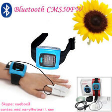 Pulse Oximeter Handheld Spo2 Blood Oxygen Monitor Cms60f Color Screen