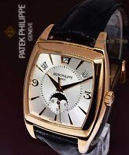 Patek Philippe 5135 Gondolo Calendario 18k Rose Gold Watch Box/Papers 5135R