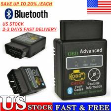 OBD2 Car Bluetooth Code Scanner Reader ELM 327 Automotive Diagnostic Tools OBDII