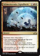 Deafening Clarion / Schmetterndes Signalhorn (mint, Gilden von Ravnica, deutsch)