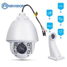 Anbvision Auto Tracking 30x Zoom 1200TVL PTZ High Speed IR Security Dome Camera