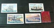 US Stamp Scott# 4548-4551,4552 U.S. Merchant Marine,Eid  2011 MNH L364  BK27