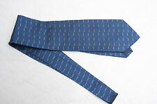 """Mens Tie by McGraw Hill companies 25 Year Club 100% Silk  57"""" total length"""