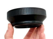 Vintage CANON JAPAN SC-67 67mm Round Rubber lens hood for lens SLR DSLR
