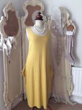 SULU European Designer Dress With Balloon Pockets ~Size M ~ FAB DESIGN & QUALITY