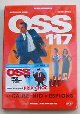DVD OSS 117 : LE CAIRE NID D'ESPION - Jean DUJARDIN / Berenice BEJO - NEUF