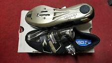 Scarpe bici corsa Diadora Gara 42 43 road bike shoes