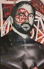 Satan KVLT Occult 14X21 24X36 Inch Decor D304 Art Poster ALEISTER CROWLEY