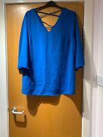 ladies tunic top size 24