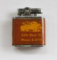 """Vintage Lighter (Potentially from La Crosse WI) """"To A Matchless Friend"""""""