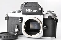 Nikon F2 Photomic 35mm SLR Film Camera Silver Body DP-1 Finder NIKON From Japan