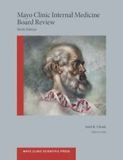 Mayo Clinic Internal Medicine Board Review (Mayo Clinic Scientific-ExLibrary