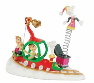 Department 56 Grinch Village Whos With Their Toys Accessory Figurine 4020717 New
