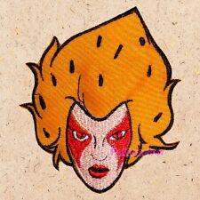 Cheetara Face Patch Thundercats Lion-o Sword of Omens Eye Thundera Embroidered
