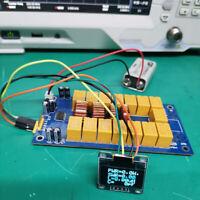 100W OLED ATU100 automatic antenna tuner DIY KITS 1.8-50 MHz 0.96 inch