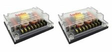 2 Pack 3 way Crossover Crx-303 300 Watts Passive Crossover Car Audio 4 Ohm