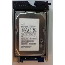 """5 x 450GB 15K FC EMC 3.5"""" HDD PN 005049032/CX-4G15-450 VMAX/CX Hitachi 0B2447"""
