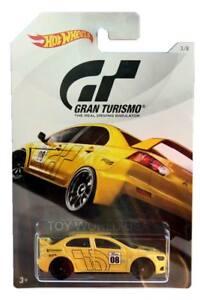 2018 Hot Wheels Gran Turismo #3 2008 Mitsubishi Lancer Evolution