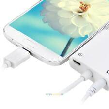 MHL Micro USB To VGA and Audio Adapter For Samsung Galaxy Note 3 2 1 S2 S3