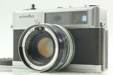 【Near Mint+++】Minolta Hi-Matic 7s Rangefinder Camera 45mm f/1.8 From Japan #434