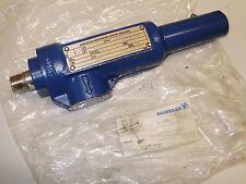 Anderson 1/2 47.740 Hydraulik Sicherheitsventil 951100MA Allweiler M06649 Grosby