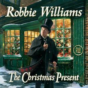 ROBBIE WILLIAMS The Christmas Present 2CD BRAND NEW