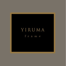YIRUMA Frame 10TH Album Piano CD Vol.10 LeeRuma River Flows in You Kiss The Rain