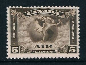 "Canada - 1930 -5¢ Air Post - ""Mercury & Globe"" - SC C2 [SG 310] MNH C2"