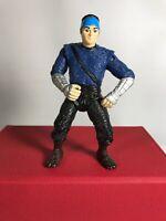 Vintage Playmates TMNT Samurai Rebel Soldier 1992 action figure