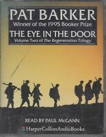 Pat Barker Eye In The Door 2 Cassette Audio Book Regeneration Trilogy 2 FASTPOST