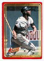 Willie McCovey #123 (1993 Action Packed) Baseball Card, San Francisco Giants