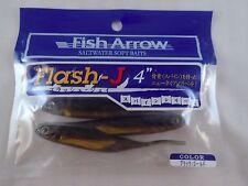 Fish Arrow Soft Lure Flash J 4 inch