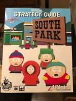 1990s - South Park Acclaim Official Strategy Guide Book Nintendo 64 / PC / N64