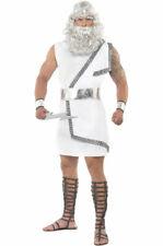 Deluxe Zeus Greek Mythology Adult Halloween Costume