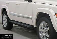 AMS Jeep Off-Road Side Steps Armor For 05-10 Jeep Grand Cherokee Running Borads