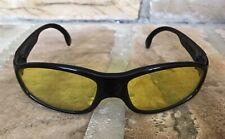 Vintage Vuarnet Pouilloux Night Vision Ski Driving Sunglasses ~ France ~ RARE!