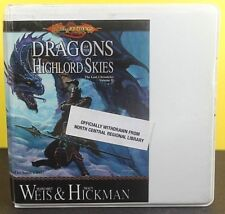 Dragons of the Highlord Skies by Margaret Weis, Tracy Hickman (Audio, CD)