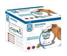"NEW Catit Design Senses ""Feeding Maze"" Cat Food Dish Adjustable Difficulty NIB"