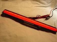 LED Spoiler Brake Light Red LED with Red Lens 13.8 vdc CH-1750N