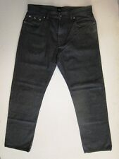 Hugo Boss Montana Jeans Hose Grau Uni W35 L32
