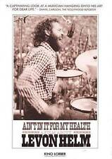 Ain't In It For My Health: A Film About Levon Helm, Good DVD, Billy Bob Thornton